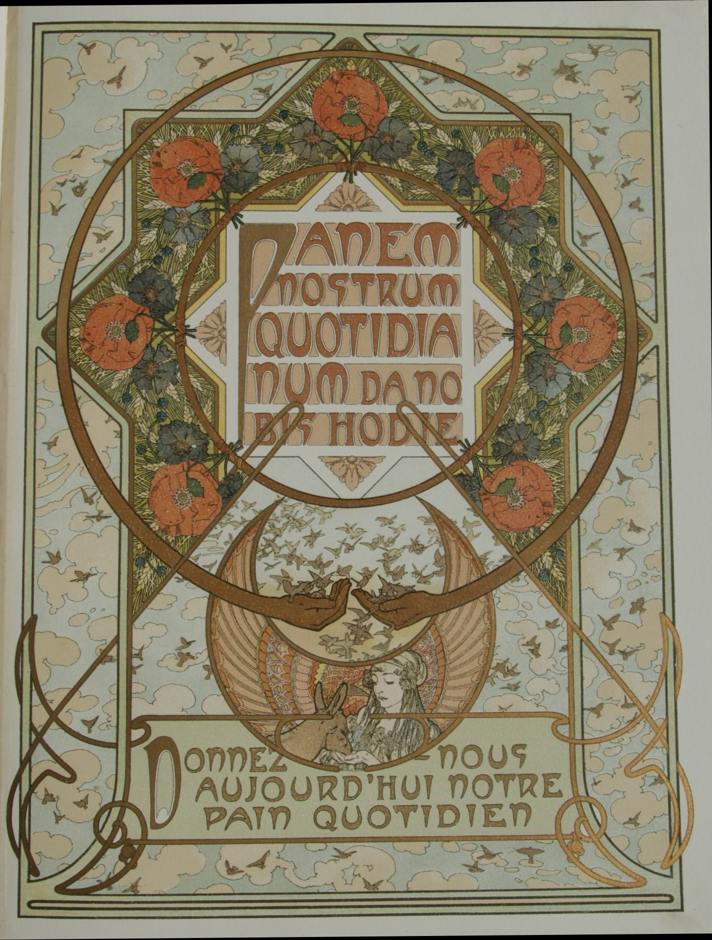 Mucha Alfons - Le Pater