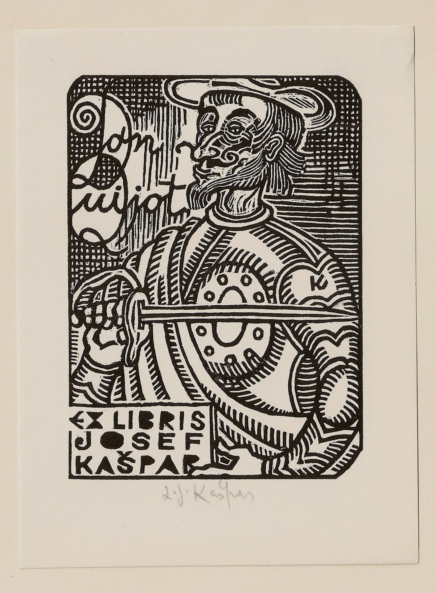 L.J.Kaspar - Don Quichote